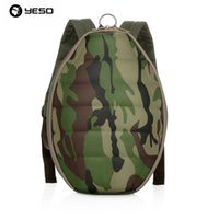 Wholesale Vogue Special - Wholesale- YESO Brand Vogue Style Men Canvas Solid Camouflage 3D Kid Backpack Special Fashion Lightweight Shoulder Casual Children Backpack