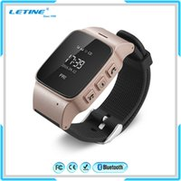 Wholesale Wifi Smart Watches - Smart Watch D99 Aged Bluetooth Wristband Connectivity Apple iphone Smartwatch Android Montre Connecter SOS Emegency call GPS WIFI watch
