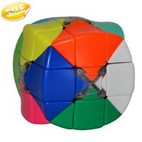 Plastic speed cube stickerless - Newest Armadillo Cube The Ultimate Color Spatial Cube Puzzle Twist Cubes Colorful Stickerless x3x3 Speed Magic Cubes Puzzle