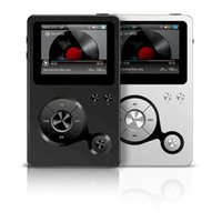 Wholesale Digital Input Output - Wholesale- Hidizs AP100 Digital Portable HiFi FLAC Music Player CS4398 4760B SRC lossless 24bit 192kHz high resolution coaxial output input