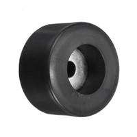 Wholesale Base Cabinets - Wholesale- Durable Black 38mm x 19mm Large Case Speaker Cabinets Rubber Feet Damper Pad Base 4pcs
