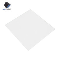 Wholesale Printer Glass - MK2 Heated Bed Borosilicate Glass Plate size 213*200*3mm tempered (only 1pcs Glass plate) for 3D printer !!!