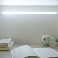 leds dc v sensor tctil de la lmpara led bar luz dimmable night light para gabinetes muebles cocina bao luces de ahorro de energa