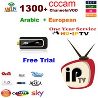Wholesale Africa Box - UK Albania Brazil IPTV live tv VOD film include Dutch Africa Turkish IT DE Middle East Hindi Asia Egnlish USA Arabic tv box