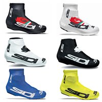 Wholesale mtb cover - 2017 Spring and Summer SIDI Lock shoes cover Bicycle Cycling Overshoes Pro Road Racing MTB Bike Cycling Shoes Cover Sports Shoes Cover