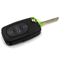 Wholesale Replacement Keyless Entry Remotes - Replacement Remote key Keyless Entry Fob 3 Button 433MHZ 4D0 837 231 A 4D0837231A For A3 A4 A6 Old Models WIth ID48 Chip