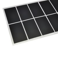 thinkpad serisi toptan satış-50 Adet / grup OEM Yeni Lenovo IBM Thinkpad için Touchpad Sticker T410 T410I T410S T400S T420 Serisi