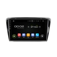 "Wholesale Skoda Gps Navigation - deckless CAPACTIVE 1024X600 HD screen 10.1"" Android 5.1.1 Fit SKODA Octavia 2014 2015 Car DVD Navigation GPS Radio wifi obd2 player"