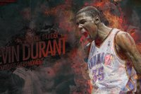 Póster Kevin Durant Basketball Star Fabric 36