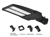 Wholesale Areas Led - 200W LED Shoebox Light UL Approved high perofrmance IP65 Outdoor Area Lighting Aluminum Base PC Lens 100-277VAC 5 years warranty