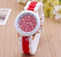 Wholesale Geneva Silicone Watches Price - Factory Price Hot sale Fashion Brand Gold Geneva sport Quartz Watch Women dress casual Crystal Silicone Watches montre homme relojes hombre