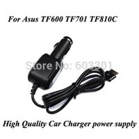 Wholesale Car Charger Adapter For Asus - Wholesale- High quality charger for Asus TF600t TF810c,car charger adapter for Asus TF600 TF701,15v 1.2A power supply