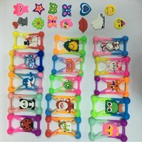 """Wholesale Silicone Flashing Led - Lightning Flash Light up LED Case universal 3D Cartoon silicone Cover 3.5""""-5.5"""" Bumper For iphone 7 6 6s plus 5 5s Samsung s7 edge"""