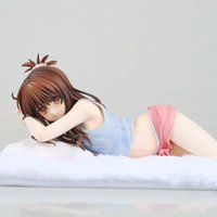 Wholesale Adult Figure Anime - Sexy Anime Figure Model To Love-Ru PVC Adult Action Gift action figure Garage Kit DIY computer chassis ornaments and car ornaments decoratio