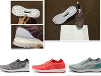 Wholesale Silver Bowtie - 2017 Mens and Womens Consortium Kith x Ultra Boost Mid Uncaged Aspen Casual shoes for Men and Women Casual shoes Primeknit shoes