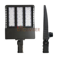 Wholesale pole replacement - Commercial LED Shoebox Pole Light 100W 150W 200W 300W Outdoor Waterproof LED Street Lights 300W 450W 600W 900W HID HPS Replacement