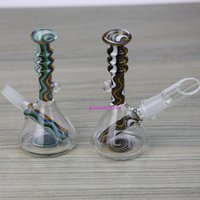 Wholesale Bong Necklace - new design bongs,color inner and mouthpieces necklace and easy take to everywhere with dome and nail 10mm joiint
