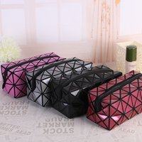 Wholesale Hanging Toiletry Bags For Women - Portable Hanging Toiletry Bag  Portable Travel Organizer Cosmetic Bag for Women Diamond Pattern Portable Toiletry Kits