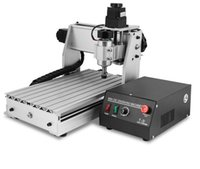 Wholesale Cnc Engravers Routers - 3 AXIS 3020T USB CNC ROUTER ENGRAVER CUTTING stone wood engraving machine CNC USB 3020T Router Engraver Engraving Drilling and Milling item