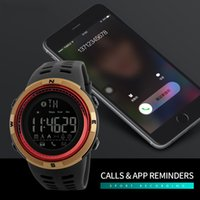 Wholesale Designer Watches Led - Men and Women Smart Watch Shock Pedometer Designer Calories Counter Luxury Digital Chronograph LED Display Outdoor Sports aaa G Watches