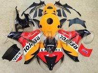 Wholesale Honda Cbr Gifts - 4 Free gifts+Seat cowl New Fairing kit For HONDA CBR1000RR 08-11 CBR 1000 1000RR 08 09 10 11 CBR1000 RR 2008 2009 2010 2011 nice repsol HRC