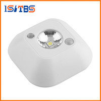 Wholesale Led Ceiling Lights Infrared - Wireless Ceiling Lights Infrared Motion Sensor Ceiling Night Lights Mini luminaria Lamps LED Ceiling Light Lighting Porch Lamp
