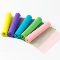 Wholesale Wholesale Track Equipment - 1.5m 2Pcs lot Sport Emulsion Band Exercise Equipment Resistance Bands Elastic Yoga Fitness With Free Tracking Number