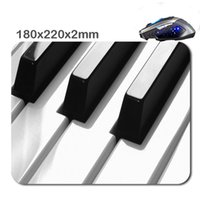Wholesale Piano Desk - Hot Piano Mouse Pad HD Print Gaming Mousepad Cheapest Gamer Mouse Mat Pad Game Computer Desk Padmouse Keyboard Large Play Mats