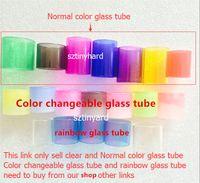 Wholesale Glass 2ml - Pyrex Replacement glass tubes for Smok Smoktech tfv8 baby X 2ml 3ml 4ml big baby beast 5ml tfv12 vape pen 22 plus tank