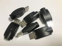зарядное устройство оптовых-Электронные сигареты беспроводной eGo USB зарядное устройство в 5 в 4.2 В для ego-t evod twist Battery Bud CE3 подогреть зарядное устройство DHL