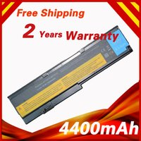 Wholesale Thinkpad Battery Fru - Wholesale-6cells Battery For Lenovo ThinkPad X200 X201 X201i X200S X201s 42T4534 42T4647 42T4835 42T4537 42T4536 ASM 42T4537 FRU 42T4538