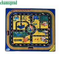 Wholesale Baby Best Sellers - Wholesale- CHAMSGEND Best seller Baby Kids Toddler Crawl Play Game Picnic Carpet Beach Electronic Letters Toys S25