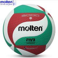 1ff2c86de7175 Fondu V5M5000 officiel Taille du Jeu Poids Extérieur Indoor Entraînement  Compétition Volleyball Balles Plage Handballs volley-ball voleibol
