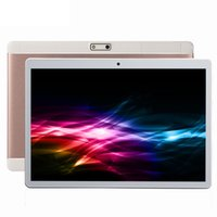 Nagelneue Tablette PC Android 5.1 IPS 10.1inch 1920P 8MP 2MP Kamera MT6592 4GB RAM 64GB Rom Tablette PC 3g 4g androides Telefon DHL geben Verschiffen frei