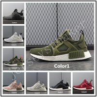 Wholesale High End Women Shoes - Free shipping high-end quality NMD XR1 men's shoes black white blue camouflage woman sports shoes running shoes size Eur 36-45