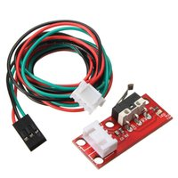 Wholesale Endstop Switches - MMHK For Endstop Mechanical Limit Switches 3D Printer Switch with cable for RAMPS 1.4 CNC 3D Printer Accessories