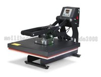 Wholesale Making Machinery - Magnetic 15inch Heat Transfer T-Shirt Heat Press Machinery pressures to make an exact transfer on t-shirts, pants cloth MYY