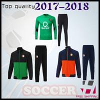 Wholesale Top Sellers Jerseys - Best Sellers top Quality Soccer Jersey Feyenoord kit Training suit Jacket suit Kuyt Lex VILHENA Simon maillot de foot green tracks