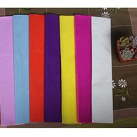 Wholesale Material Craft Pieces - 50 pieces 787*1092 mmBouquet of Wrapping Paper Gift Wrapping Paper Greaseproof Paper Gift Wrapping Materials , It can be Customized