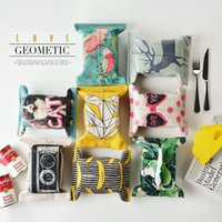 Wholesale Dog Paper Towel - Wholesale- New flower and cartoon dog Multi-Function Tissue Boxes Cute Home&Car Tissue Case Box Container Towel Napkin Papers bag