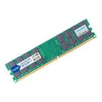 Wholesale Ddr2 667mhz 4gb - RAM DDR2 4G 800 Desktop Computer Memory 4GB 2GB 667MHz 800MHz DDR2 2G 800 667 Dual Channel RAM Only for AMD Series Motherboards