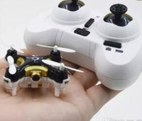 Wholesale Hot Wings Toys - hot sale Cheerson CX-10C 2.4G 4CH RC Quadcopter With 0.3MP Camera Nano Helicopter Drone Remote Control Toy DHL Shipping sealed box