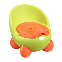 Wholesale Child Chairs - Baby Potty Toilet Car WC For Kids Toilet Trainer Girls Seat Chair Comfortable Portable Animal Pot Children Toilet for Baby Girl