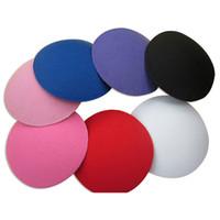 runde fascinator basis großhandel-Reine Farbe Kreis Runde Millinery Base Hut Fascinator Kopfschmuck Basis DIY Handwerk Durchmesser 4,3 B006