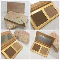Wholesale New Makeup Kylie Jenner Shinny Dip color Face Powder Bronzer Highlighters Pressed Powder Palette By Kylie Cosmetics DHL Shipping