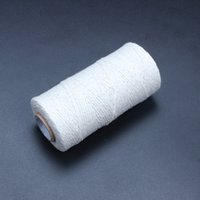 Wholesale Twine For Food - Food Grade Cooking Twine Cotton Meat Prep String For Chef Grade Kitchen Natural Eco-friendly,food grade