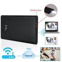 Wholesale Powered Access - 1920*1080P WIFI P2P IP Mini SPY Camera Hidden DVR 3000mAh USB Battery Power Bank Nanny Camcorder Motion Detection for APP Remote View