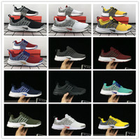 Wholesale Classic Walking Shoes - 2017 New Airs Presto QS 1 Low Spots Net Surface Classic Running Shoes for BR Top quality Fashion Casual Walking Sports Sneakers Size 40-45