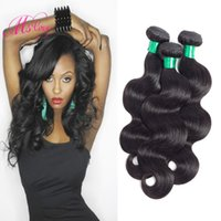Wholesale Cheap Human Hair Bundle Deals - Peruvain Body Wave 3 Bundles Virgin Hair Deals Unprocessed Body Wave Bundles Extensions Human Hair NO Tangle Cheap Hair Bundles