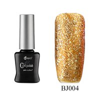 Wholesale Gel Unhas - Wholesale-2016 new arrival 2 pieces lot MRO Super Glitter Gel Platinum nail glue unhas de gel varnish lacquer esmaltes permanentes de uv